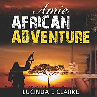 Amie: African Adventure audiobook cover art