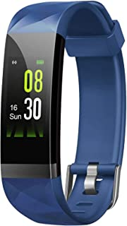 Letsfit Fitness Tracker HR, Activity Tracker Color Screen, Heart Rate Monitor, Sleep Monitor, Step Counter, Calorie Counte...