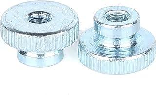 WHHHuan DIN466-B GB806 m3 m5 m5 m5 m8 m8 m8 m10gvanisé moleté Pouce Noix iinstrument Main serrer Les écrous 3D imprimantes...