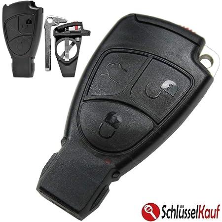 Konikon Autoschlüssel 3 Tasten Schlüssel Set Elektronik