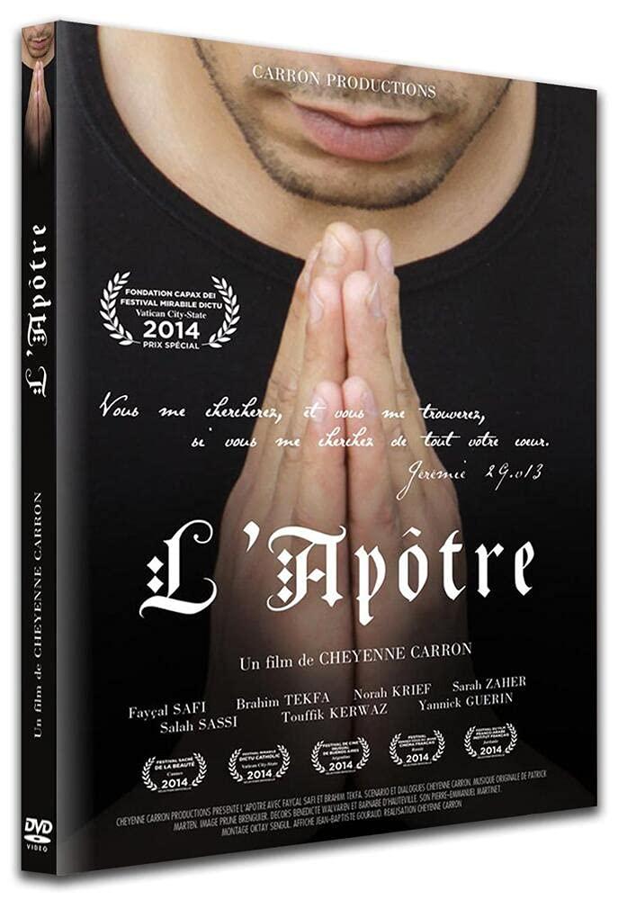 The Apostle L'apôtre NON-USA FORMAT F - Import PAL Department Mail order store Reg.0