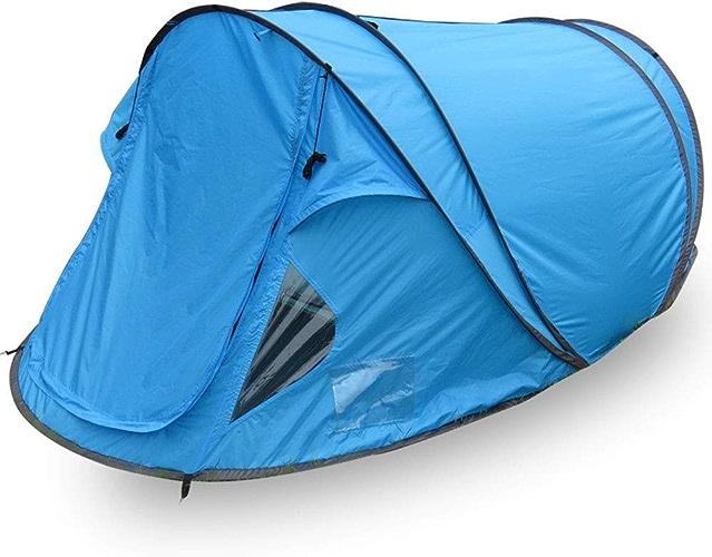ASDAD Pop Up Tente Simple Couche Libre Construire Parc Loisirs Plage Pique-Nique Double Voiture Tente Familiale Pliable