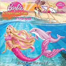 By Mary Man-Kong - Barbie in a Mermaid Tale: A Storybook [With Sticker(s)]