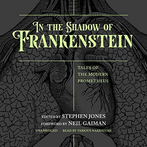 In the Shadow of Frankenstein audiobook cover art