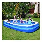 WAFamily Inflatable Swimming Pools, Big Family Pools, Swimming Pool...