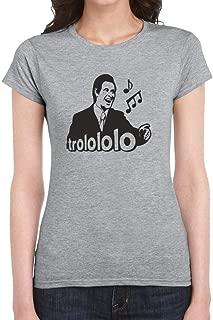 Mr Trololo Meme Ladies Women T Shirt Tee