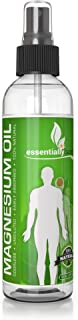Magnesium Oil Spray - Large 12oz Size - Extra Strength - 100% Pure for Less Sting - Less Itch - Natural Pai...