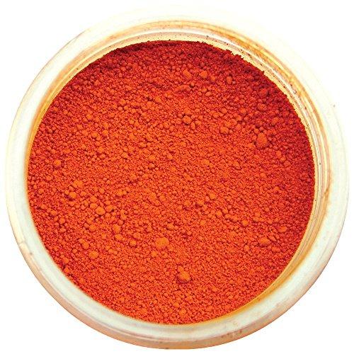 PME Essbare Puderfarbe Sonnenuntergangs-Orange