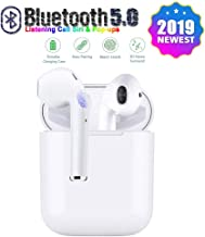 Bluetooth Earbuds,Wireless Headphones with Mini Charging...