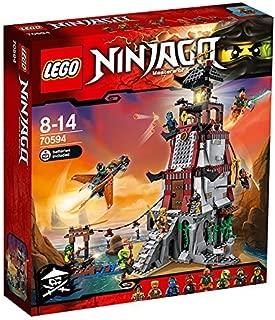 LEGO 70594 Ninjago The Lighthouse Siege Building Set by LEGO