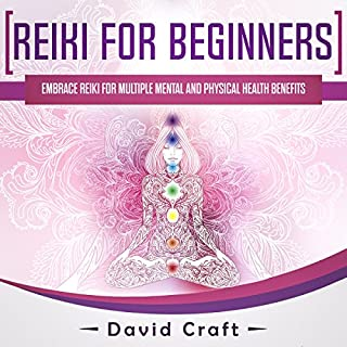 Reiki for Beginners  cover art