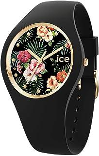 [アイスウォッチ]ICE WATCH 腕時計 ウォッチ アイスフラワー 34mm ブラック レディース [並行輸入品]