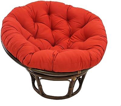 Pleasant Amazon Com American Rattan 2 Piece Papasan Chair And Dailytribune Chair Design For Home Dailytribuneorg
