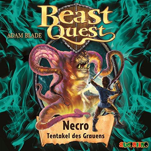 Necro, Tentakel des Grauens Titelbild
