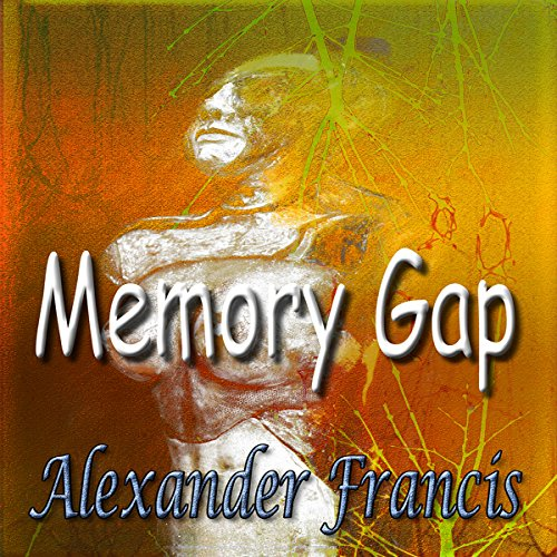 Memory Gap audiobook cover art