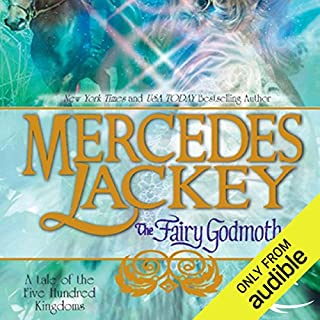 The Fairy Godmother     Tales of the Five Hundred Kingdoms, Book 1              By:                                                                                                                                 Mercedes Lackey                               Narrated by:                                                                                                                                 Gabra Zackman                      Length: 12 hrs and 59 mins     15 ratings     Overall 4.5