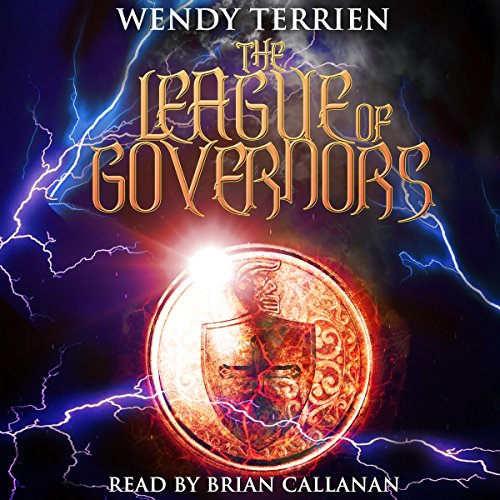 The League of Governors audiobook cover art