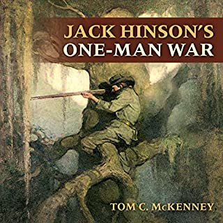 Jack Hinson's One-Man War audiobook cover art