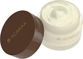 ACARAA Crema Facial Orgánica Hidratante Natural Para Piel Seca Y Sensible Crema Facial Anti-Edad Para Mujer Crema Hidra...