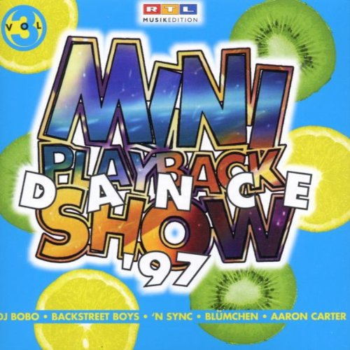 Mini Playback Dance Show Vol. 3