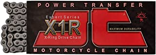 JT Sprockets (JTC525X1R112RL) Steel 112-Link 525 X1R Heavy Duty X-Ring Drive Chain
