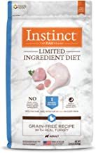 Instinct Limited Ingredient Diet Grain Free Recipe Natural Dog Food & Toppers