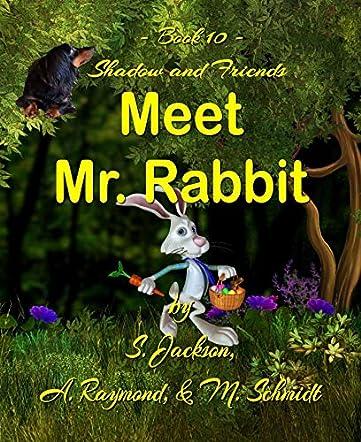 Shadow and Friends Meet Mr. Rabbit