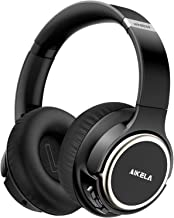 Active Noise Cancelling Headphones, AIKELA Wireless...