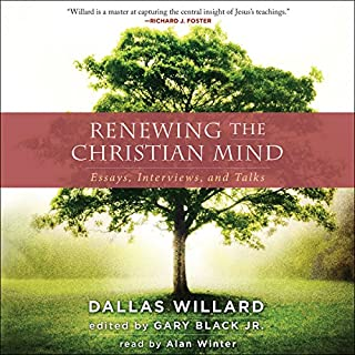 Renewing the Christian Mind audiobook cover art