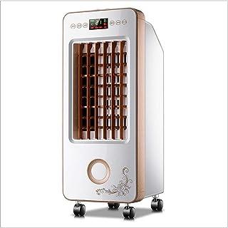Aires acondicionados móviles Aire Acondicionado Air Cooler Potente Enfriamiento Pantalla De Temperatura Ambiente Control Remoto Tanque De Agua Grande De 6 litros