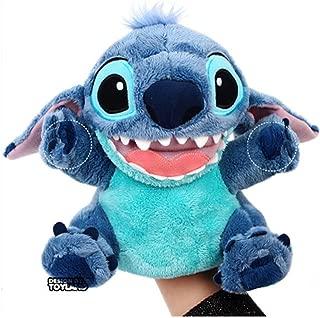 IBENE Disney Lilo & Stitch Plush Hand Puppet 9