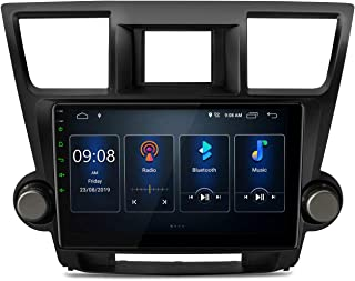 $501 » MAG.AL 10.1 Inch Android 10.0 Car Stereo GPS Navigation Multimedia Player for Toyota Highlander 2008-2013 Car Head Unit IP...