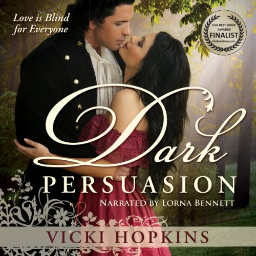 Dark Persuasion audiobook cover art