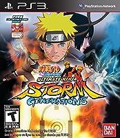 Naruto Shippuden: Ultimate Ninja Storm Generations - Playstation 3 (Limited) (輸入版)