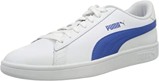 PUMA Smash V2 Leather, Baskets Mixte