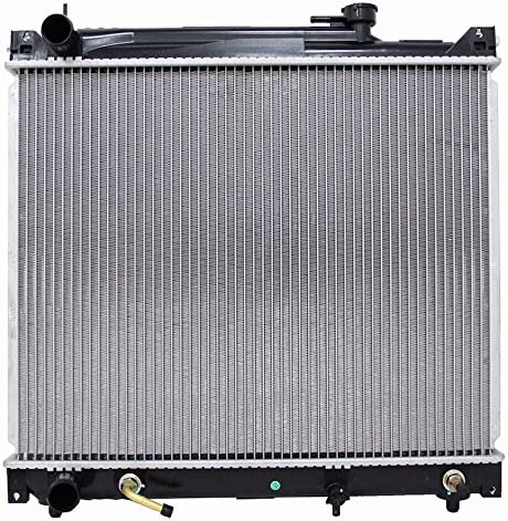 OSC Cooling Houston Mall Products Radiator New Max 74% OFF 2506