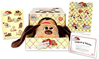 Pound Puppies Classic Plush - Light Brown with Dark Brown Spots
