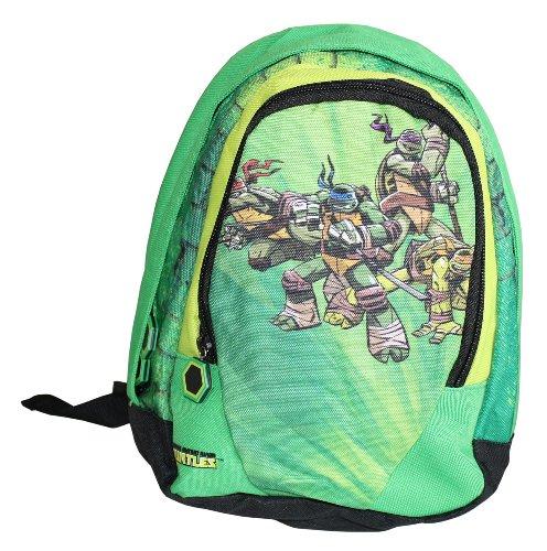 Fabrizio 20294-0800 - Kinderrucksack Turtles, ca. 28,5 x 8 x 23 cm