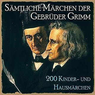 Sämtliche Märchen der Gebrüder Grimm Titelbild