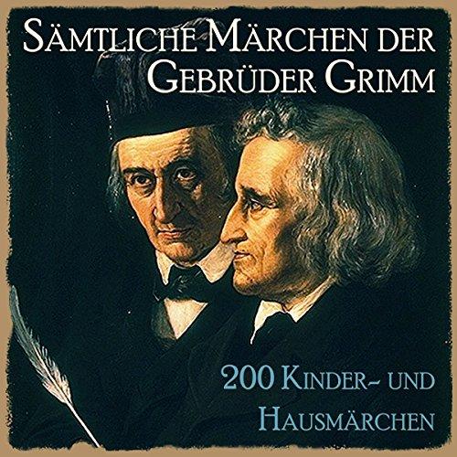 Couverture de Sämtliche Märchen der Gebrüder Grimm