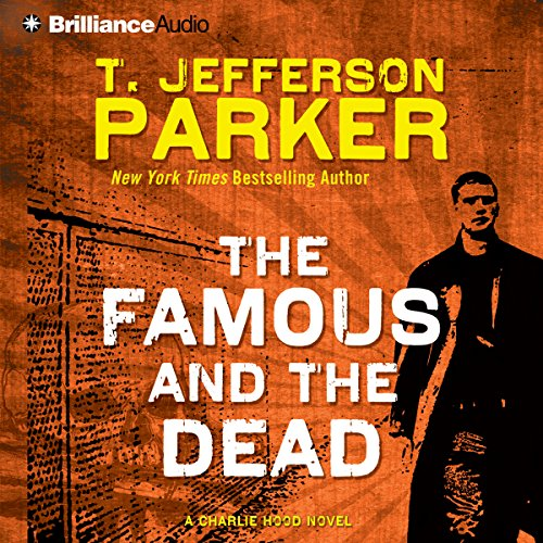 The Famous and the Dead audiobook cover art