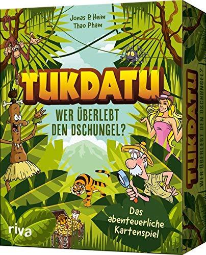 Tukdatu – Wer überlebt den Dschungel? Das abenteuerliche Kartenspiel