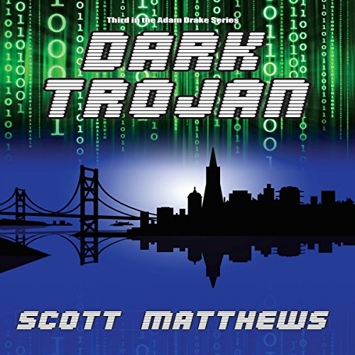 Dark Trojan audiobook cover art