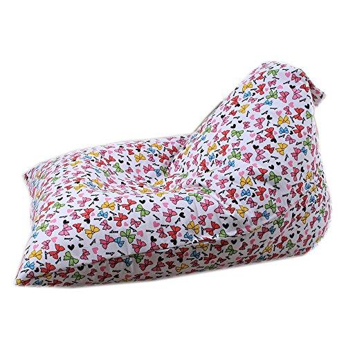 Zarupeng Borsa per giocattoli per bambini, sacco a pelo, per riporre la poltrona e il divano senza chicchi a S