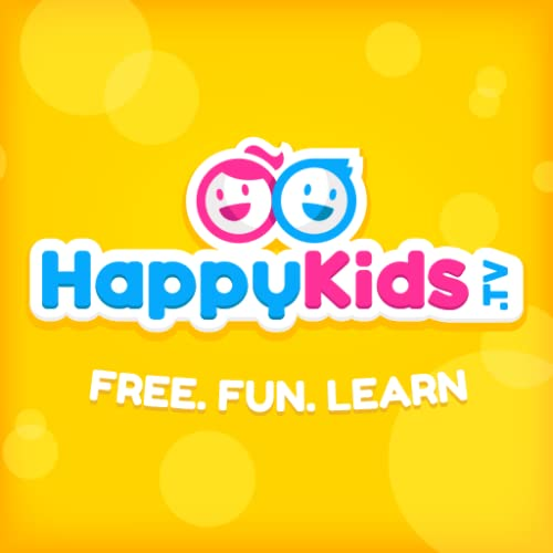 HappyKids.tv - Popular Shows and Educational Videos for Children