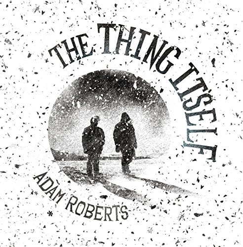 The Thing Itself audiobook cover art