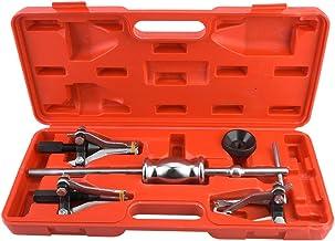 Lageravdragarsats Slide Hammer Gear Bearing Puller Slide Hammer Puller Set 5st Kolstål Intern/Extern Glidhammarsats