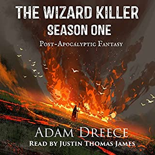 The Wizard Killer, Season 1 cover art