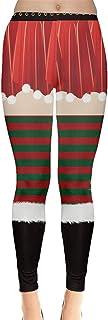 CowCow Womens Stretchy Tights Christmas Xmas Winter Snowman Santa Penguins Snowflakes Leggings, XS-5XL