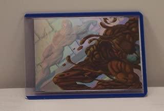 1995 Fleer Ultra Spider-man Holoblast Card #1 of 6 Spider-man Vs Carnage